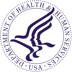 united states deapartment of health logo